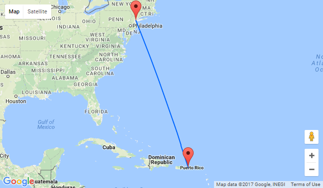 Nonstop from New York to St Thomas US Virgin Islands for 284