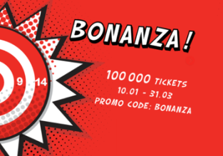 PolskiBus Winter Bonanza: 100 000 tickets from just €2!