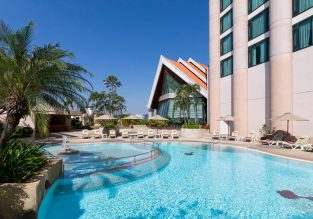 5* Pullman Khon Kaen Raja Orchid in Thailand for only €42/night! ( €21/ $23 pp)