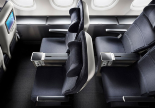 Premium Economy flights from many European cities the USA from only €577!