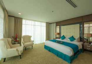 HIGH SEASON: Bed+breakfast stay in excellent 4* hotel on Langkawi for only €29.50 per person!