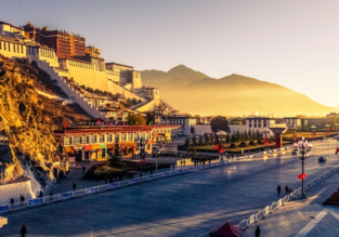 HOT! Prague to Tibet for only €433!