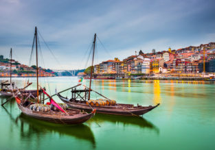 Cheap flights from German cities to Porto from only €9!