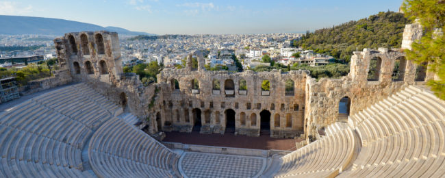 Fly from the US to Athens, Greece from $437!