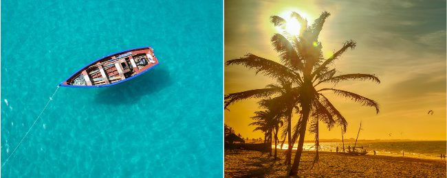 Cape Verde and Fortaleza or Recife, Brazil in one trip from Lisbon or Porto from only €372!