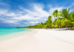 ERROR FARE! Milan to the Dominican Republic for €134!