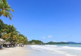 Peak season flights from Singapore to exotic Langkawi for $40!