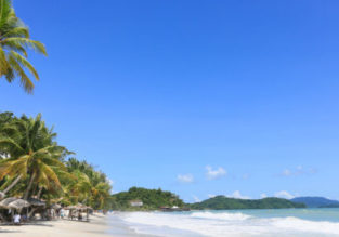 Cheap flights from Singapore to exotic Langkawi from $46!