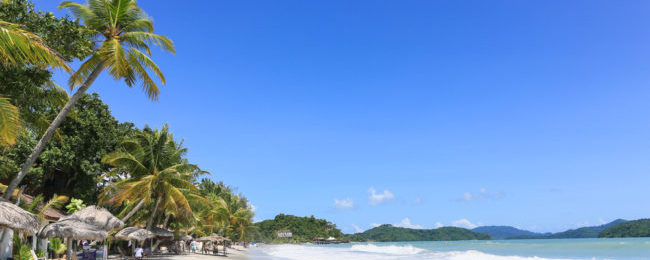 Exotic getaway! 11-night stay in well-rated resort in Lankgkawi + flights from Vienna for €396!