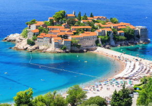 7-night stay in well-rated apartment in Montenegro + flights from London for only £89!