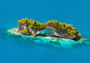 CRAZY HOT!! Cheap flights from Copenhagen to the Pacific coral paradise Palau for only €373!
