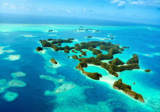 MEGA EXOTIC! Flights from multiple European cities to Guam or Palau from only €493!