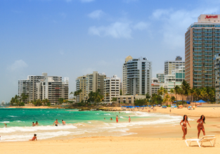 HIGH SEASON: Non-stop from Frankfurt to San Juan, Puerto Rico for only €330!