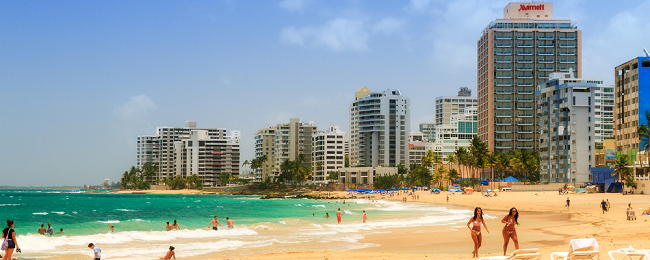 CHEAP! Non-stop from Pittsburgh to San Juan, Puerto Rico for $135!