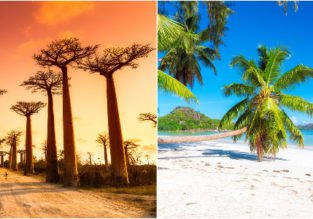 Fly from Europe to Seychelles or Madagascar from only €450!