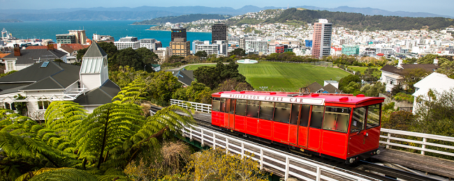 CRAZY HOT! Paris to Wellington, New Zealand for only €253!