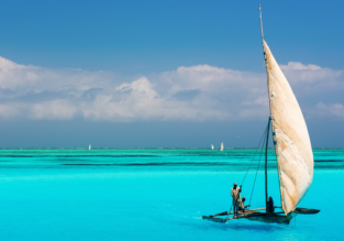 Cheap non-stop flights from Dubai to Zanzibar from only $273!