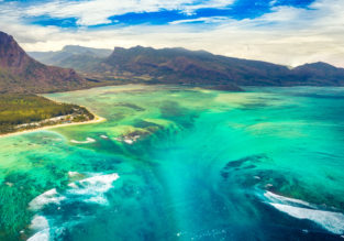 7-night stay at top-rated hotel in Mauritius + flights from Spain from only €442!