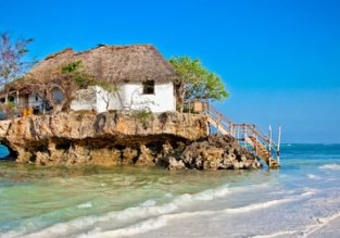 Cheap flights from Brussels to Zanzibar for only €299!