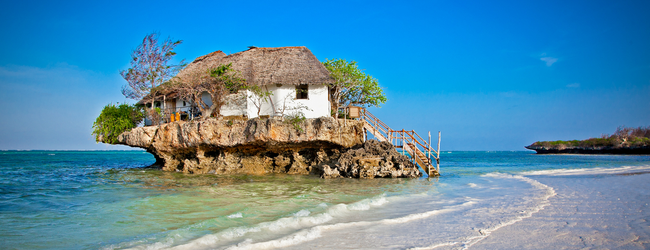 Cheap direct flights from Amsterdam to Zanzibar for only €304!