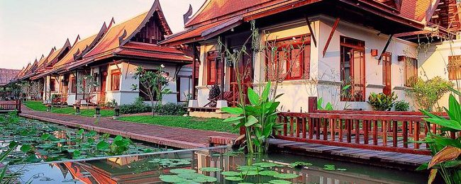 Bed+breakfast stay in top-rated 4* Thai resort for only €17.50 per person!