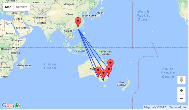 Qantas: Non-stop from Australia to Hong Kong from AU$649!