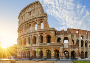 Summer: Many European cities to Rome for only €28!