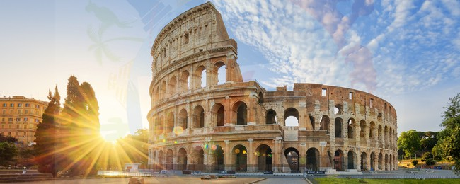 Non-stop from New York to Rome for only $364!