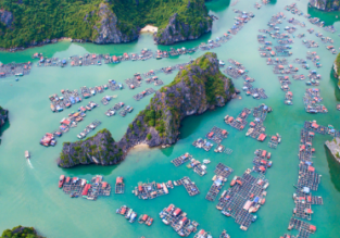 Cheap flights from Bangkok, Thailand to Hanoi, Vietnam and vice-versa from only $82!