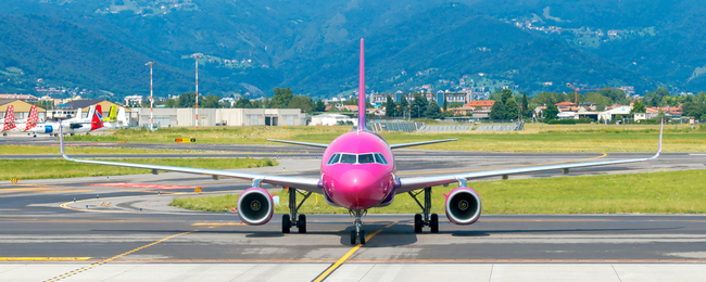 New Wizz Air routes from Skopje to Rome, Malta and Vaxjo!