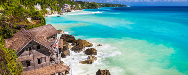 8-night stay in Bali! Flights from Hong Kong + stay in well-rated hotel with breakfasts for $286!