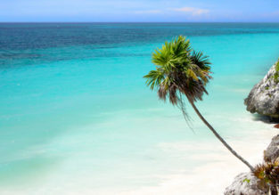 Cheap peak season non-stop flights from Chicago to Cancun from only $193!