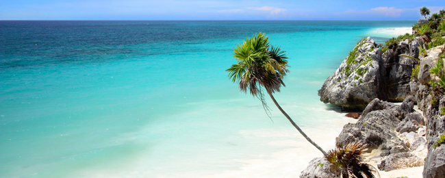 Cheap flights from Vienna to Cancun for only €376!