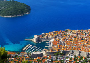 Peak summer! Cheap flights from London to Dubrovnik for only £60!