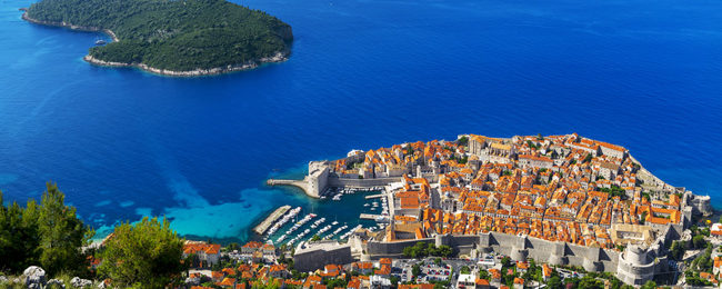 JULY: 7-night stay at beachfront apartment in the Dubrovnik region + flights from London for only £152!