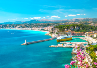 AUGUST! Cheap flights from Boston to French Riviera for just $407!