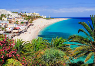Cheap! Madrid and Barcelona to Canary Islands for only €20!