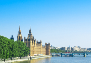 Cheap Spring non-stop flights from Los Angeles to London from only $322!