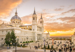 Cheap flights from Philadelphia to Madrid from just $260!