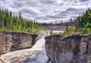 Open-jaw flights from the UK & Ireland to Northwest Territories, Canada from £270!