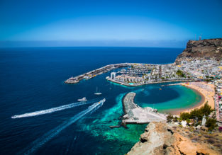 6-night holiday in Gran Canaria + flights from Glasgow for just £158!