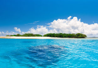 Southernmost atoll of the Maldives! Fly from Hong Kong to Addu City for only $320!