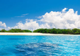 Cheap full-service flights from Bangkok or Singapore to exotic Addu Atoll, Maldives from only $227!