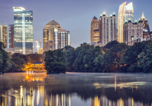 Cheap flights from Brussels to Atlanta for only €276!