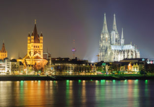 Summer! Cheap flights from New Delhi to Germany or Switzerland from only $362!