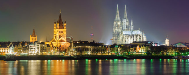 PEAK SUMMER: Non-stop from Seattle to Cologne, Germany for $421!