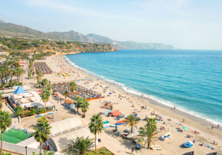 9-night stay at well-rated aparthotel on Costa del Sol + cheap flights from Oslo for just €140!