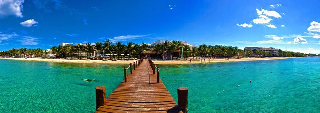 Houston to the island of Cozumel for $139 or Guatemala for $199!