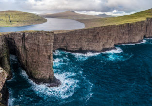 Cheap flights from Budapest to Faroe Islands for just €185!