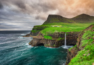 PEAK SUMMER! Cheap flights from Norway to Faroe Islands for only €107!